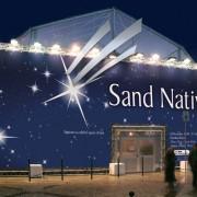 Allestimento portale Sand Nativity_Jesolo_001