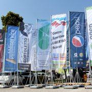 Centro Sportivo Libertas_beach flag Festa dello Sport
