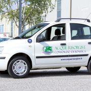 Consorzio di Bonifica Acque Risorgive_decorazione auto