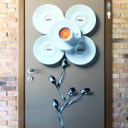 Procaffè_decorazione porta