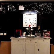 Procaffè_decorazione parete