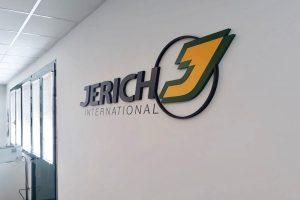 Logo 3D Jerich